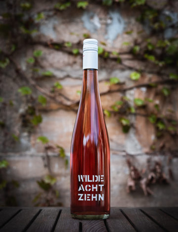 Rosé Wilde Achtzehn 0,75L