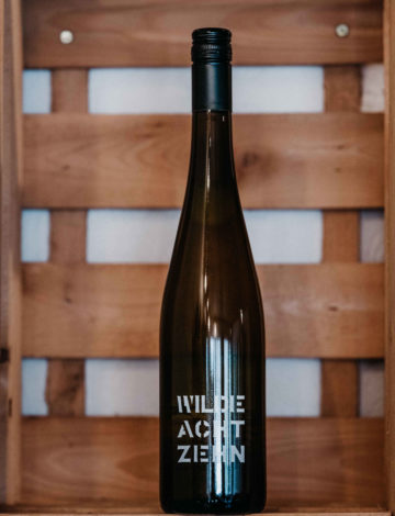 Wilde Achtzehn Sauvignon Blanc 0,75L